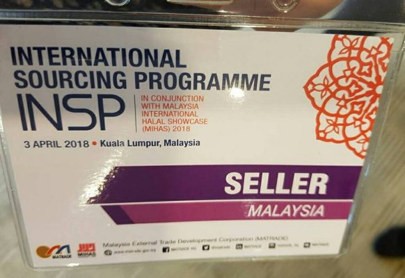 International Sourcing Programme (INSP) in conjunction with MIHAS 2018 (1)