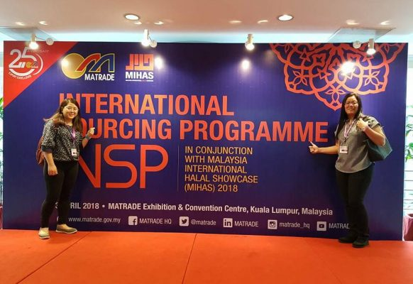 International Sourcing Programme (INSP) in conjunction with MIHAS 2018 (2)